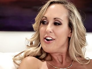 Brandi Love And Nina North Get Naked For A Shag With A Hot Man