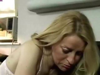 Crazy Homemade Blonde, Domination & Submission Fucky-fucky Clip