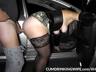 Be The Next In Line To Fuck This Ultra-kinky Slutwife