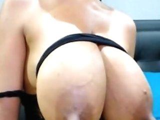 Big Perky Lactating Nips Utter Of Milk Part 1 - Lactation-fetish.com