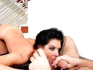 Matures With Smallish Tits Deals A Lot Of Manmeat In Her Hairy Cunt
