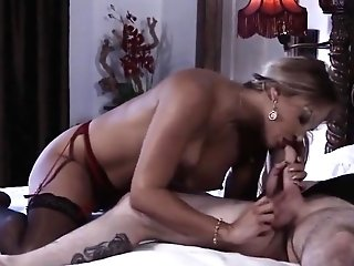 Ultra-cute Cougar Bitch Attempt Taboo Romp And Need A Sperm