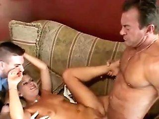 Mrs. Spencer Fucks A Stranger