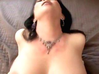 A Stunning Mummy Who Loves Ass-fuck.