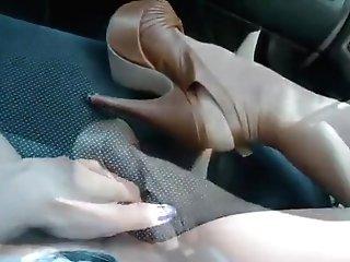 In Auto....in The Car..