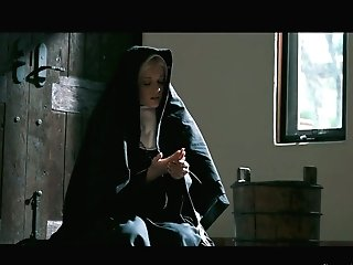 Sinfully Beautiful Stunner Charlotte Stokely Gets Intimate With Two Fuck-fest-starved Nuns