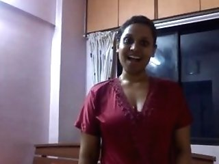 Indian Bi-atch Horny Lily Want Big Schlong In Muff