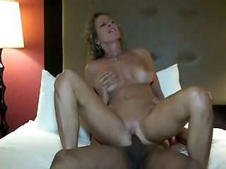 Hot Mummy Interracial Adultery
