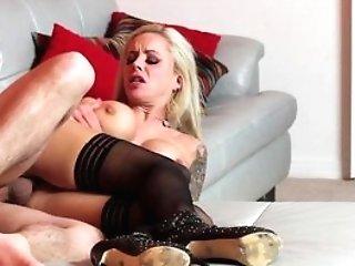 Nina Elle Pole Dance, Unclothe And Fuck