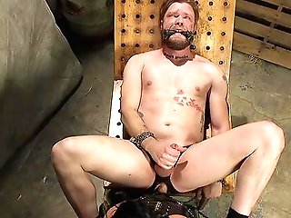 Mistress Lily Lane Loves To Torment And Penetrated Her Male Sub