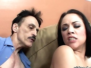 Kristina Rose & Dirty Harry In Patriarch's A Pervert #02 - Milehighmedia