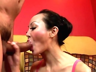 Best Pornographic Star Ange Venus In Incredible Brown-haired, Matures Hook-up Movie