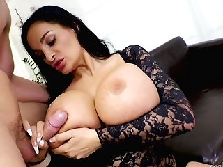 Supah Juggy Chicks Taking Cum Shots On Their Udders In Hot Compilation Vid