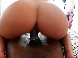 Beautiful Hot Cougar Gets Fucked By A Big Black Cock