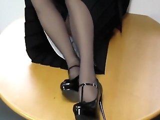 Nylon Stockings Infatuation