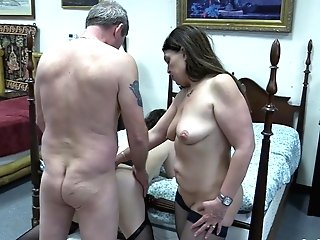 Matures Spouse And Wifey Fucked A Doll