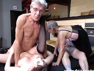 Grandparents Want Fresh Meat