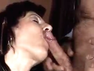 Mature Mom Milf Cum In Mouth