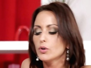 Nubile Simona Style Makes A Dirty Wish Of Never-ending Fucking A Reality