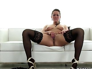 Valentina Ross In Sexy In Skirts - Anilos