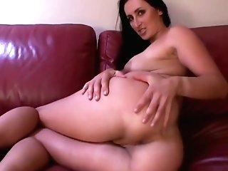 Natasha Jizz On My Booty Female Domination