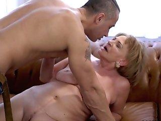 Gilf Sally G Having Her Trouser Snake-longing Slit Penetrated Rough