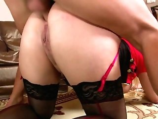 Pervy Mobster Fucks Spread Buttfuck Crevice Of Bitchy Blonde Angel Wicky