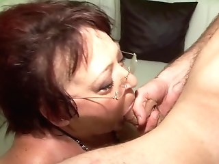 Spouse Fuck Old Cheating Wifey After Internal Cumshot Of Step Sonnie