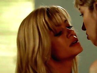 Nurse Serene Siren Licks Her Patient Kireis Humid Twat