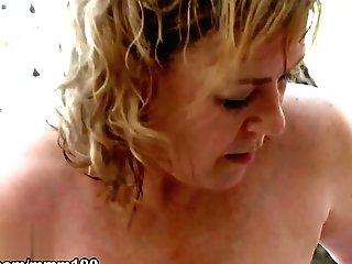 Delia Rosa & Kevin Milky In Mom Wants Fresh Fuckpole - Mmm100