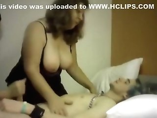 Hot Bbw Mummy With Nice! Breasts And Older Cougar Have Fun With Hot Youthful Stud!!