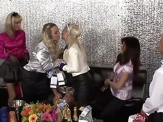 Best Pornographic Stars Jenna Lovely, Kate Gold And Sharka Blue In Horny Underwear, School Xxx Movie