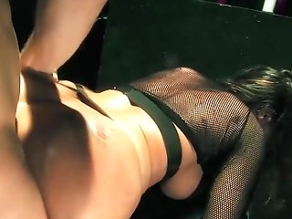 Shackled And Ball-gagged And  To Fuck