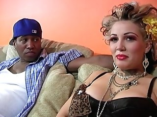Beautiful Candy Monroe Gets Her Cunt Fucked In Front Of Her Bf