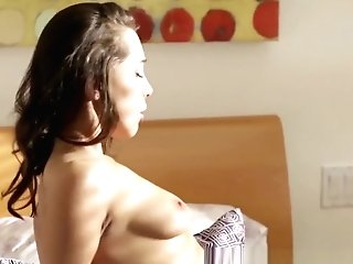Stepmother Finds A Way To Convenience Her Petite Stepdaugter