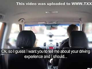 Cindy Sun And Ryan Ryder In Huge-titted Euro Publicly Doggystyled In Car