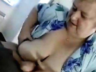 Bbw Grandmother Fucking