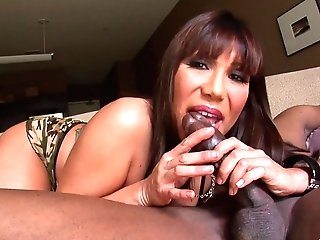 Gasping On A Monster Man Sausage Pleases Ava Devine More Than Anything