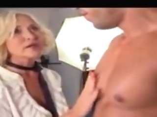 Gilf Katia Entices Muscle Man