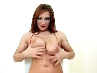 Booty-fucked Ginger-haired Jizzed