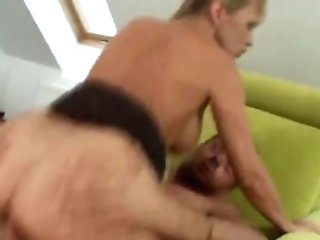 Fuck The Blonde Mummy Anal Invasion Style