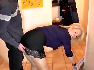 Mummy Fucking Spediteur
