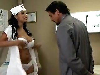 Priya Anjali Rai Fuck-fest In Medical Center