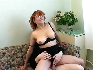 Fabulous Fixation, Sandy-haired Adult Clip