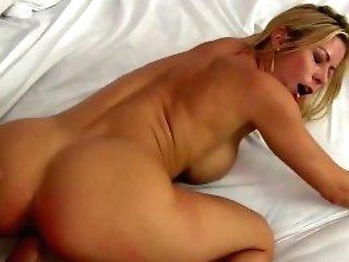 Mummy Alexis Tongues Jerrys Butt And Makes Him Jism Facial Cumshot