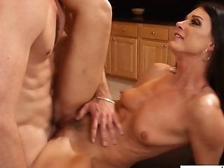 Tempting Mummy India Summer Is Fucked Hard By Horny Stepson