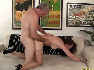 Grandmother Sable Renae Fucked With Fat Sausage