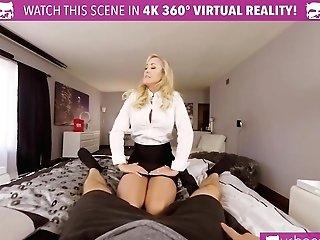 Sexy Cougar Brandi Love Is Sticking