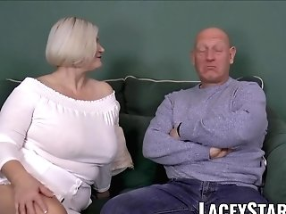 Laceystarr - Buxom Gilf Negotiates A Good Coochie Deal