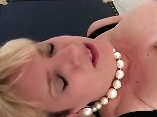 Adulterous Brit Matures Lady Sonia Showcases Her Large Mel